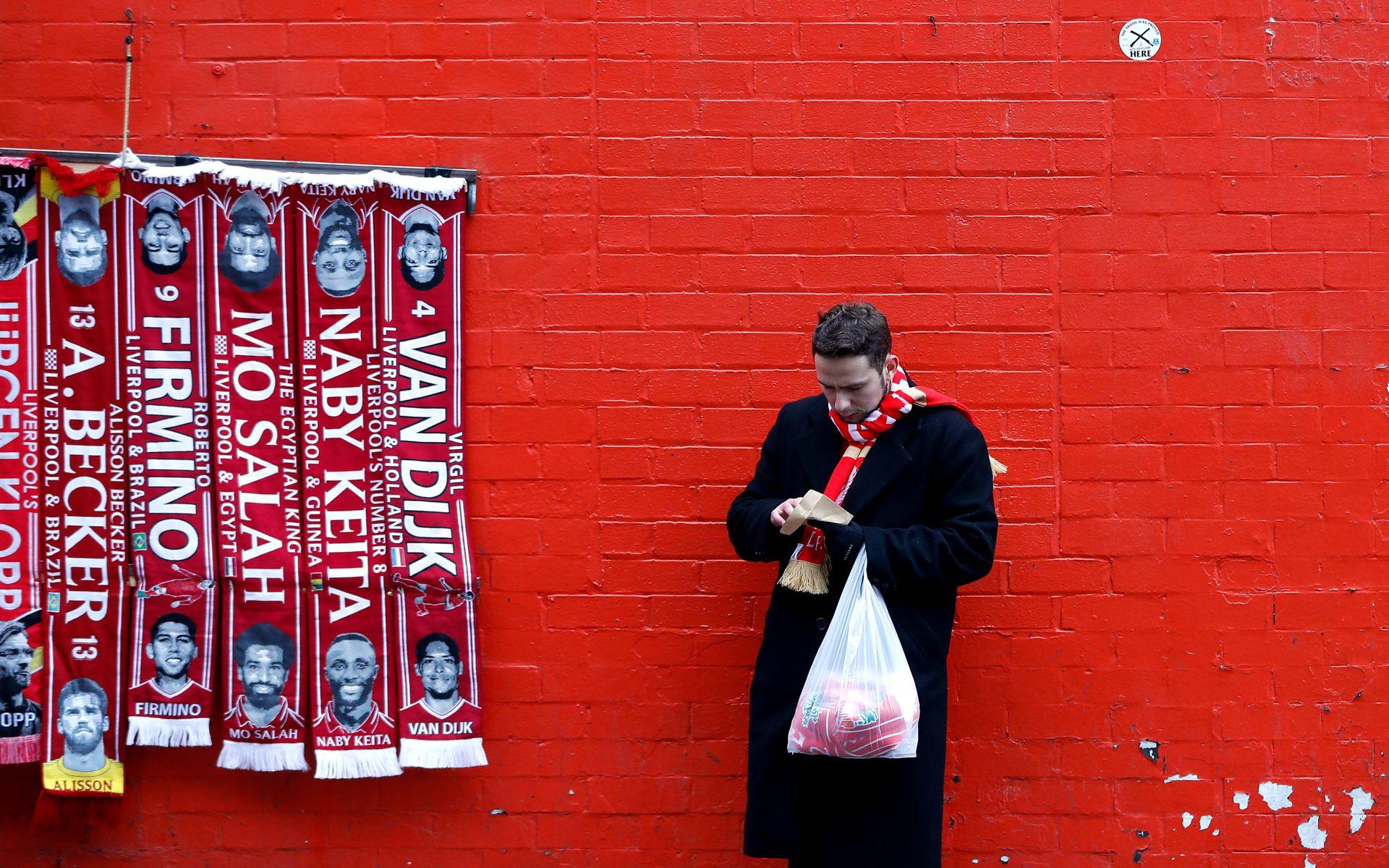 Liverpool Premier League title odds