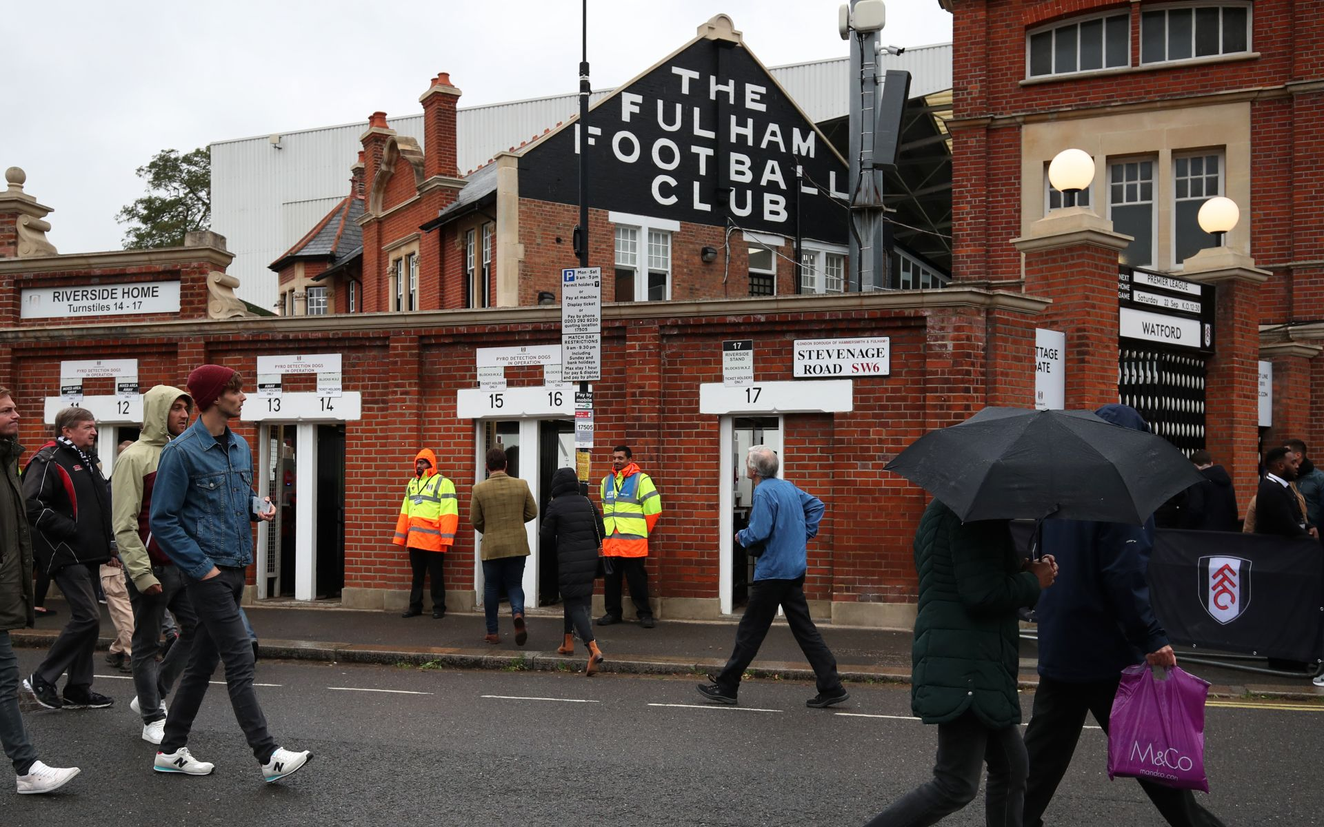 Fulham vs Manchester United betting first goalscorer odds
