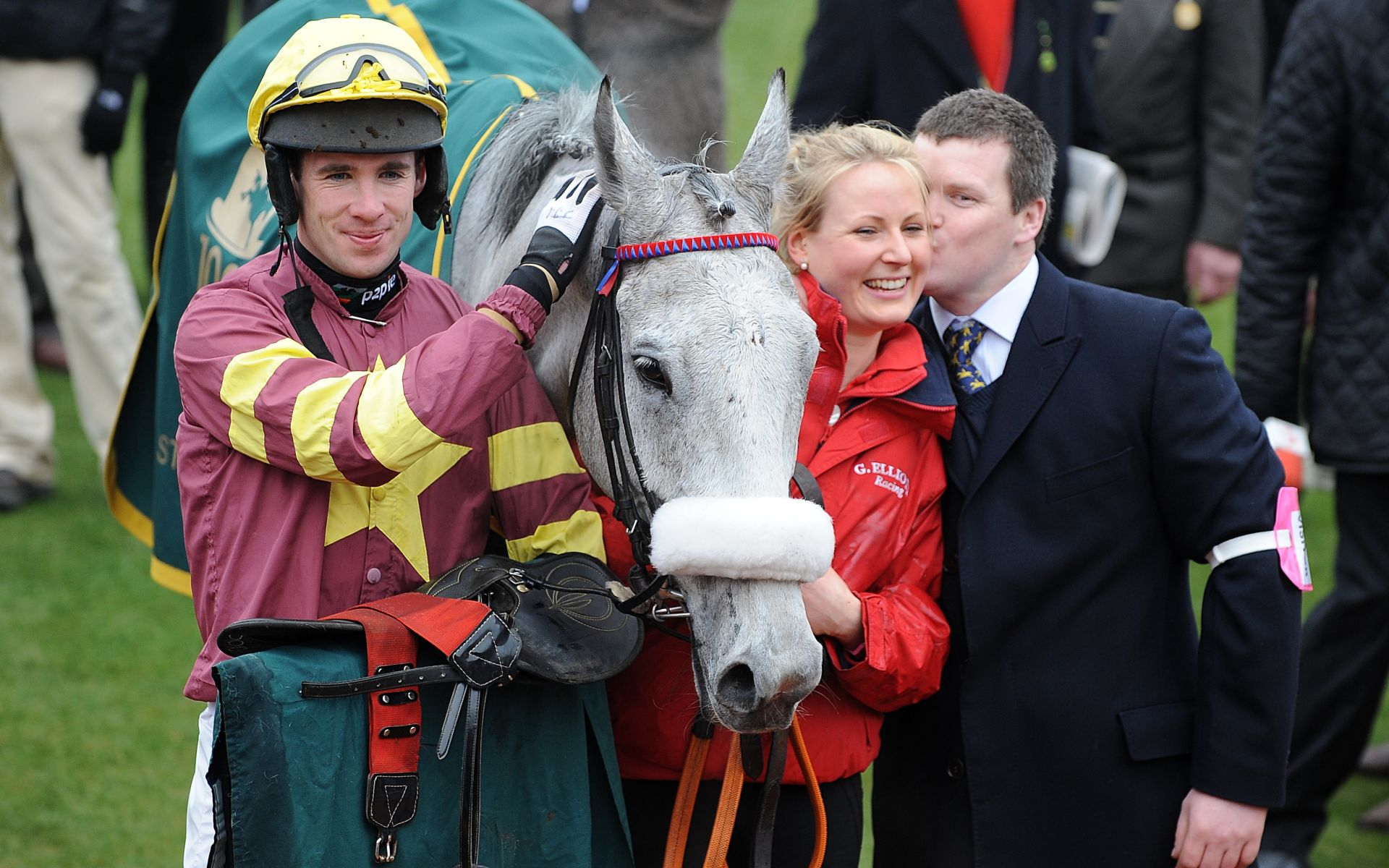 Derek O'Connor Cheltenham betting