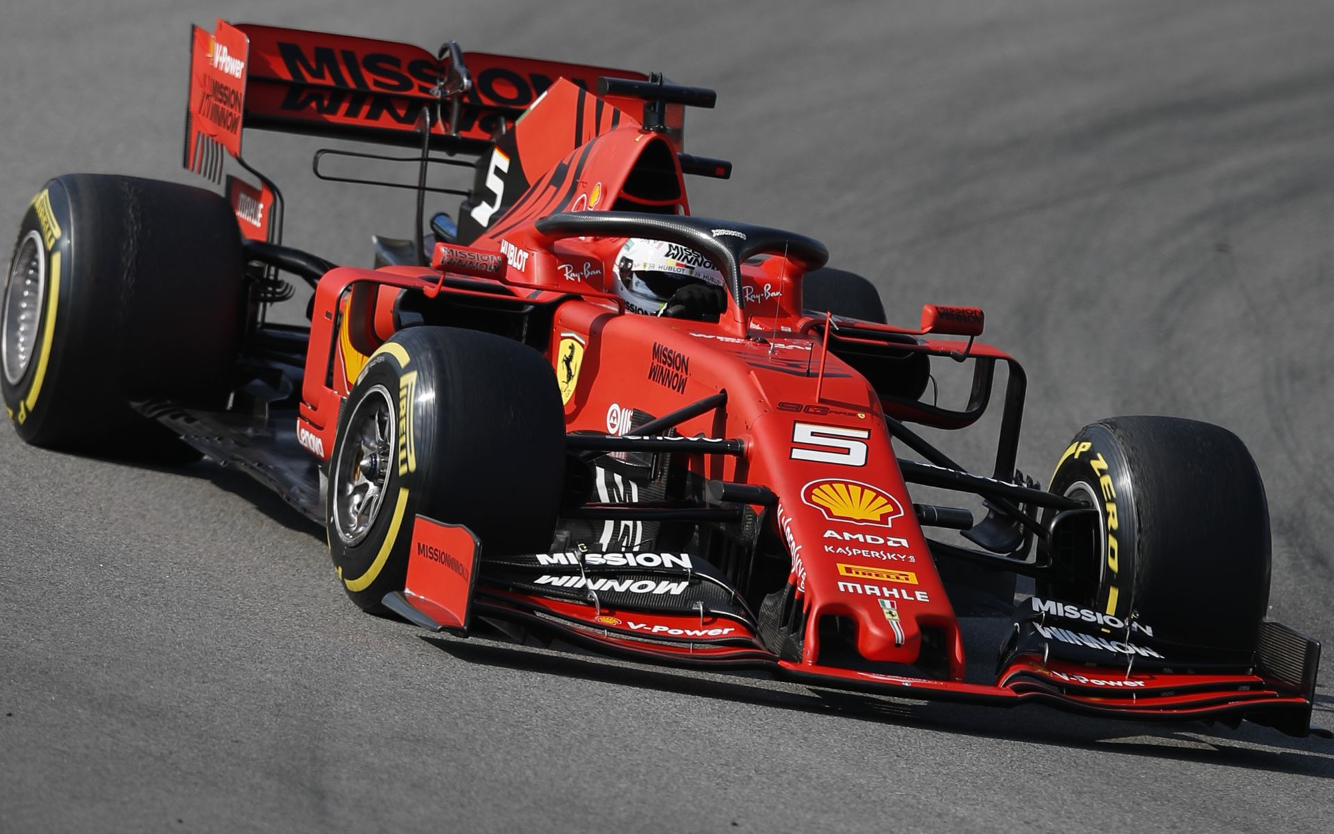 F1 Drivers' Championship 2019 betting