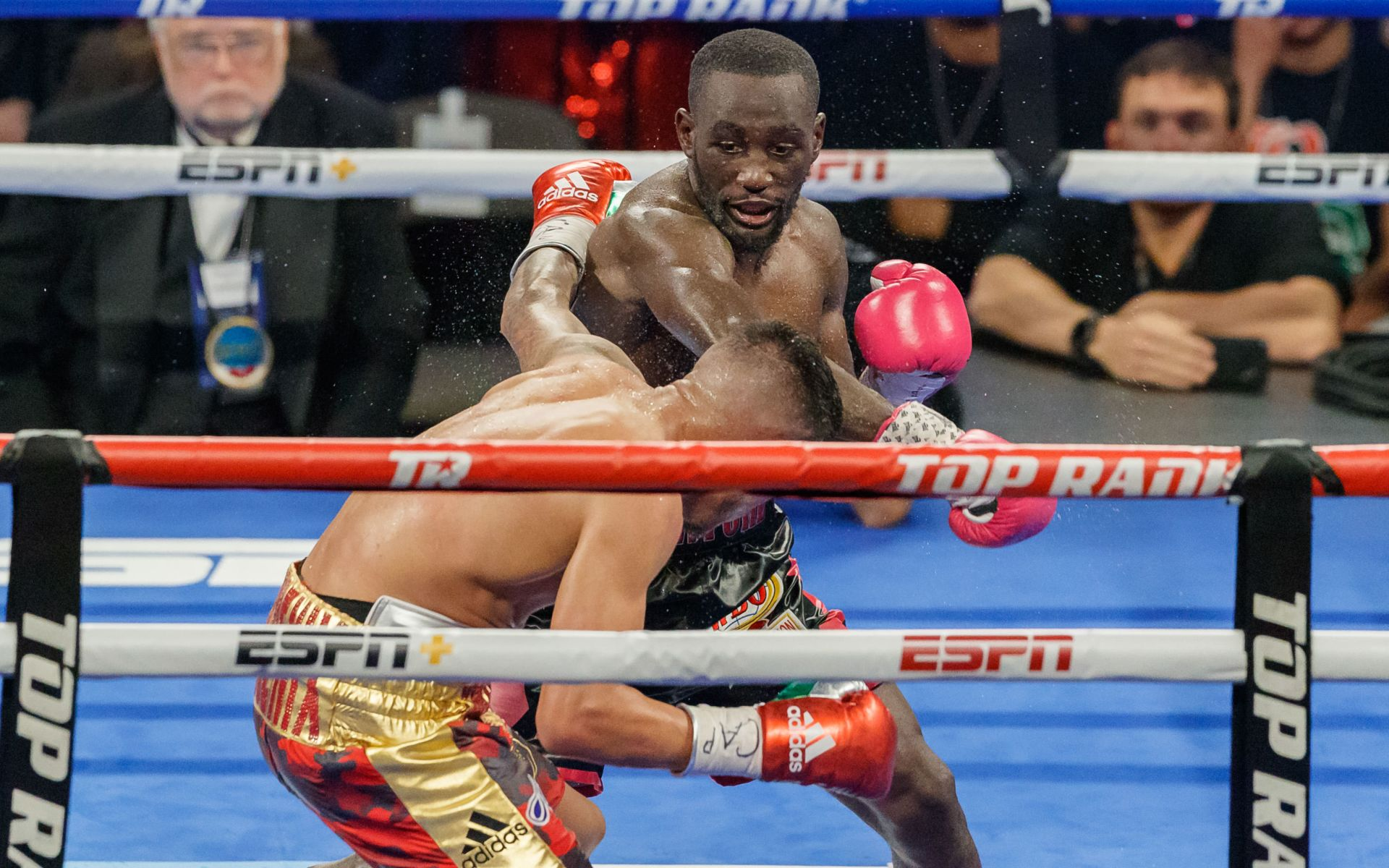 Crawford to win by KO betting