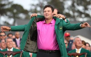 Patrick Reed Masters betting