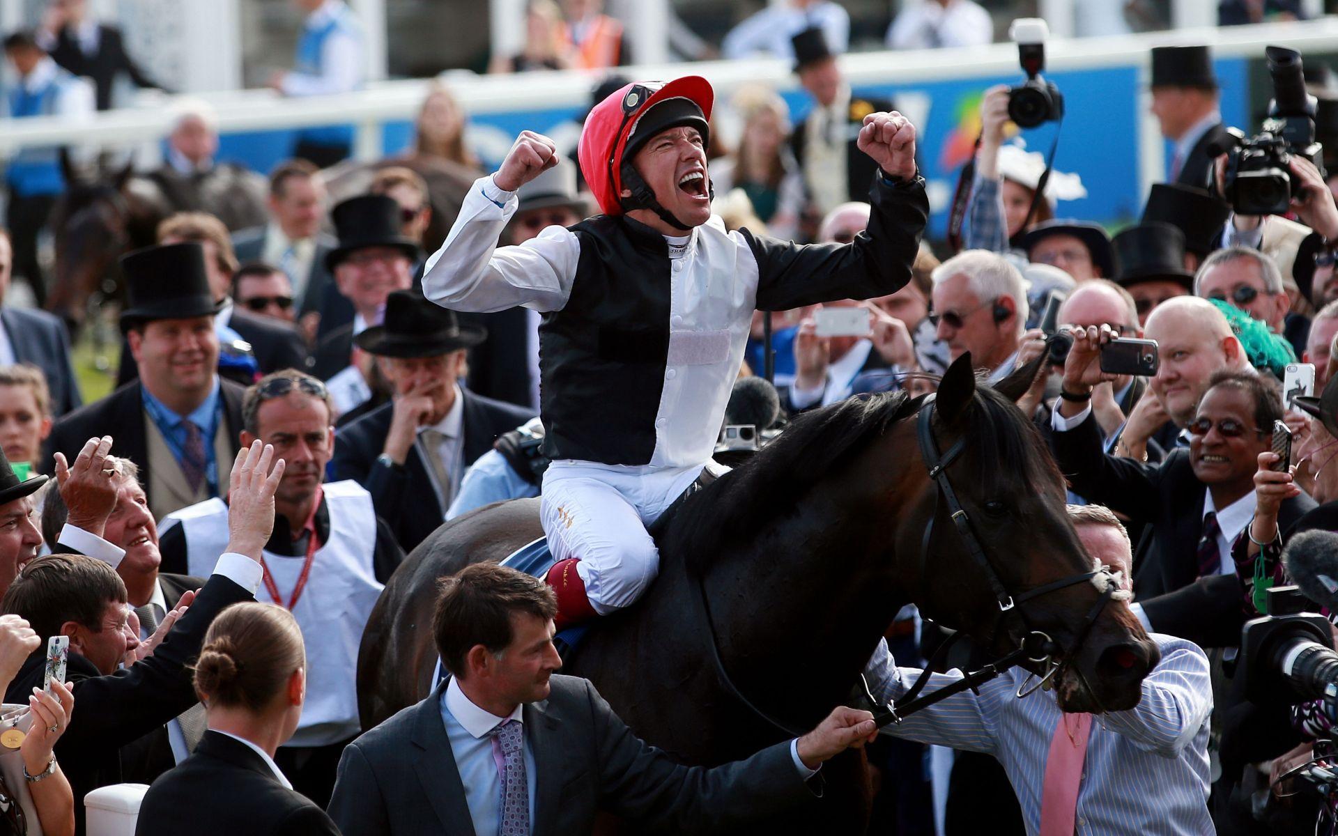 Epsom Derby betting odds 2019 Golden Horn