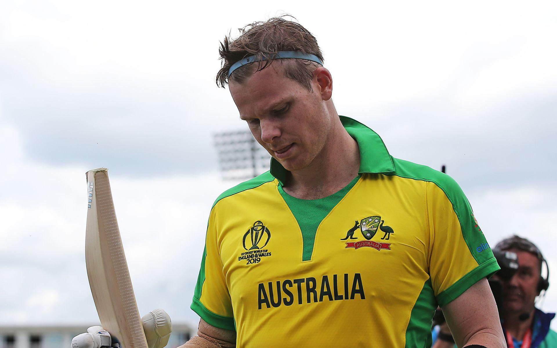 Steve Smith Australia ODI team Cricket World Cup betting